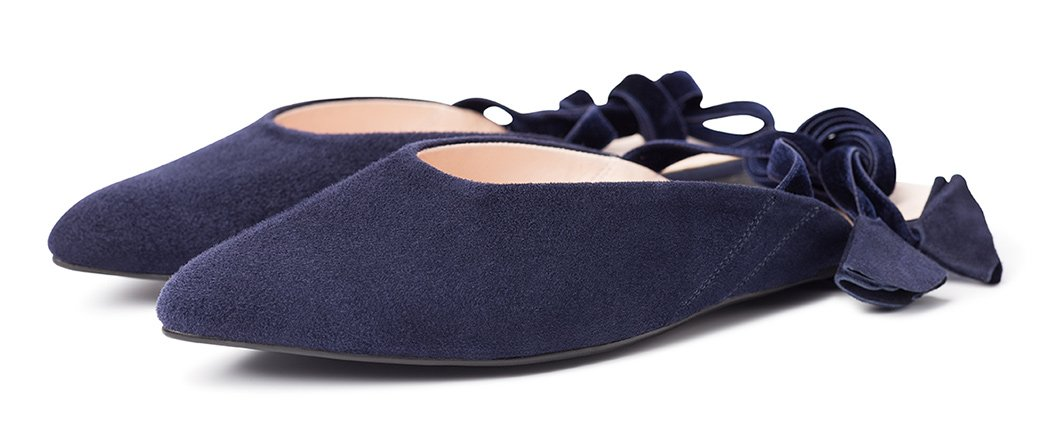 Mules Venera Blue Photo 2