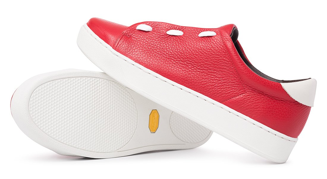 Slip-ons SW3 Red