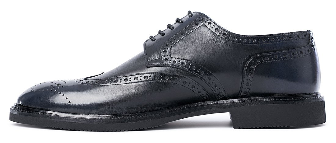 Brogues Octave Navy
