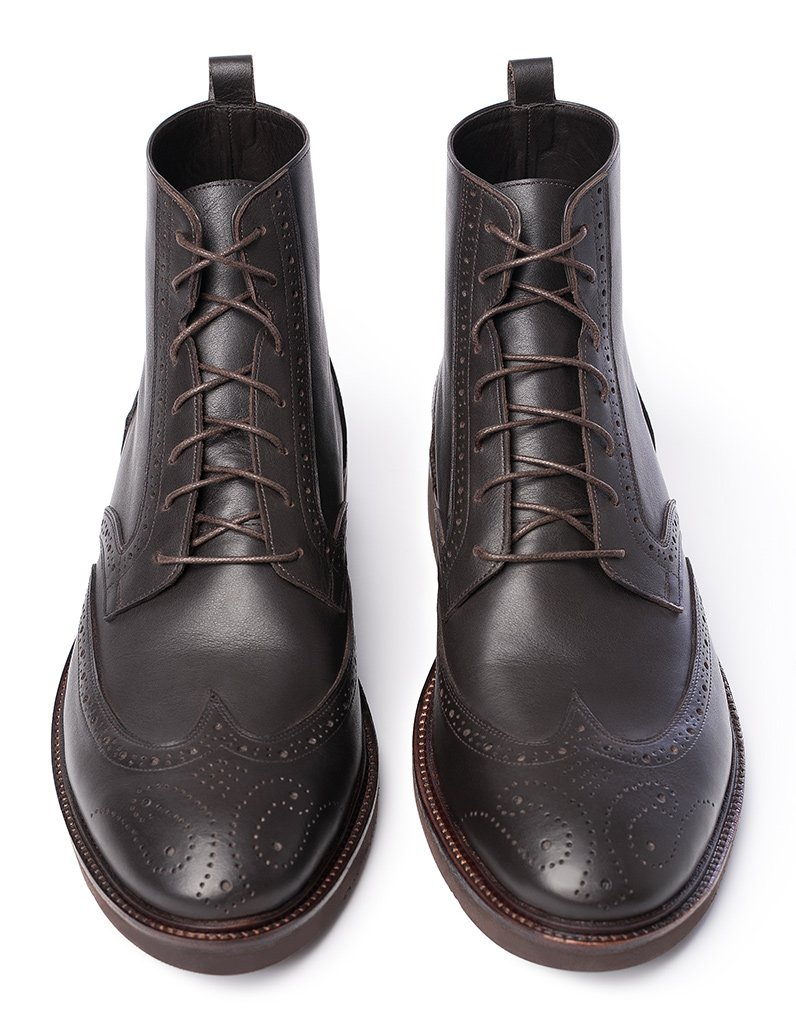 Boots BB Brown