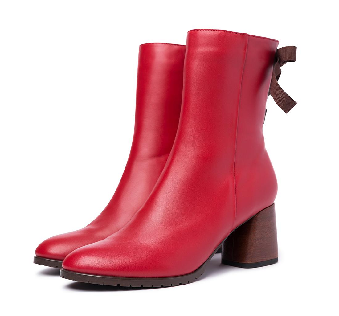 e10d753660a3 Полусапоги Simon Red – купить в Киеве и Украине   Цены, фото, отзывы   Hi!  Legs
